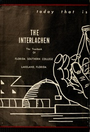 Page 6, 1951 Edition, Florida Southern College - Interlachen Yearbook (Lakeland, FL) online yearbook collection