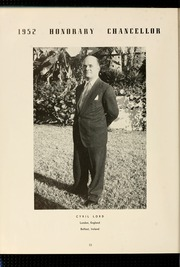 Page 16, 1953 Edition, Florida Southern College - Interlachen Yearbook (Lakeland, FL) online yearbook collection