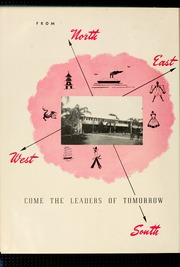 Page 6, 1953 Edition, Florida Southern College - Interlachen Yearbook (Lakeland, FL) online yearbook collection