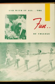 Page 16, 1956 Edition, Florida Southern College - Interlachen Yearbook (Lakeland, FL) online yearbook collection