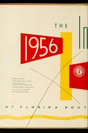 Page 4, 1956 Edition, Florida Southern College - Interlachen Yearbook (Lakeland, FL) online yearbook collection