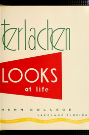 Page 5, 1956 Edition, Florida Southern College - Interlachen Yearbook (Lakeland, FL) online yearbook collection