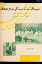 Page 7, 1956 Edition, Florida Southern College - Interlachen Yearbook (Lakeland, FL) online yearbook collection