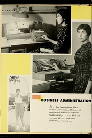 Page 10, 1958 Edition, Florida Southern College - Interlachen Yearbook (Lakeland, FL) online yearbook collection