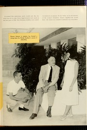 Page 15, 1960 Edition, Florida Southern College - Interlachen Yearbook (Lakeland, FL) online yearbook collection
