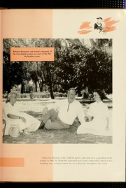 Page 17, 1960 Edition, Florida Southern College - Interlachen Yearbook (Lakeland, FL) online yearbook collection