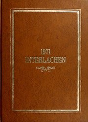 Page 1, 1971 Edition, Florida Southern College - Interlachen Yearbook (Lakeland, FL) online yearbook collection