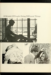 Page 15, 1971 Edition, Florida Southern College - Interlachen Yearbook (Lakeland, FL) online yearbook collection