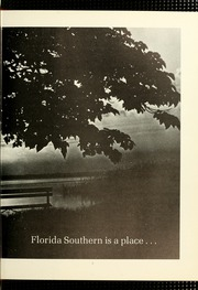 Page 7, 1971 Edition, Florida Southern College - Interlachen Yearbook (Lakeland, FL) online yearbook collection