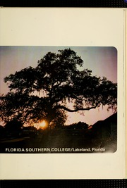 Page 5, 1973 Edition, Florida Southern College - Interlachen Yearbook (Lakeland, FL) online yearbook collection