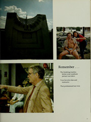 Page 15, 1982 Edition, Florida Southern College - Interlachen Yearbook (Lakeland, FL) online yearbook collection