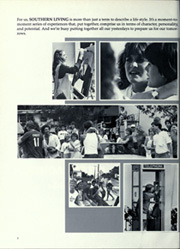 Page 6, 1984 Edition, Florida Southern College - Interlachen Yearbook (Lakeland, FL) online yearbook collection