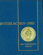 1985 Edition, Florida Southern College - Interlachen Yearbook (Lakeland, FL)