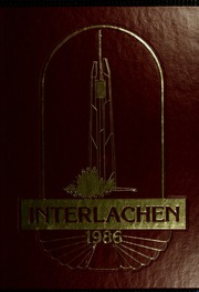 1986 Edition, Florida Southern College - Interlachen Yearbook (Lakeland, FL)