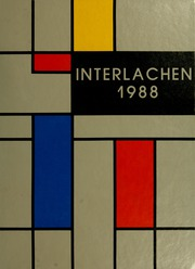 1988 Edition, Florida Southern College - Interlachen Yearbook (Lakeland, FL)