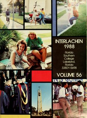 Page 5, 1988 Edition, Florida Southern College - Interlachen Yearbook (Lakeland, FL) online yearbook collection