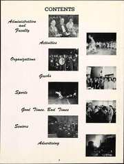Page 7, 1960 Edition, Youngstown University - Neon Yearbook (Youngstown, OH) online yearbook collection