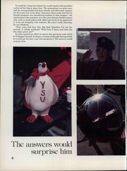 Page 14, 1979 Edition, Youngstown University - Neon Yearbook (Youngstown, OH) online yearbook collection