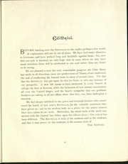 Page 13, 1895 Edition, Kenyon College - Reveille Yearbook (Gambier, OH) online yearbook collection