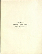 Page 5, 1895 Edition, Kenyon College - Reveille Yearbook (Gambier, OH) online yearbook collection