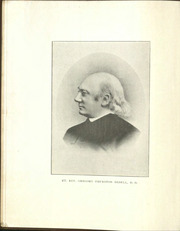 Page 6, 1895 Edition, Kenyon College - Reveille Yearbook (Gambier, OH) online yearbook collection