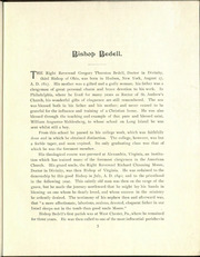 Page 7, 1895 Edition, Kenyon College - Reveille Yearbook (Gambier, OH) online yearbook collection