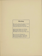 Page 11, 1903 Edition, Kenyon College - Reveille Yearbook (Gambier, OH) online yearbook collection