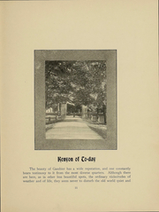 Page 13, 1903 Edition, Kenyon College - Reveille Yearbook (Gambier, OH) online yearbook collection