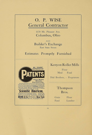 Page 207, 1906 Edition, Kenyon College - Reveille Yearbook (Gambier, OH) online yearbook collection