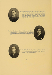 Page 41, 1906 Edition, Kenyon College - Reveille Yearbook (Gambier, OH) online yearbook collection