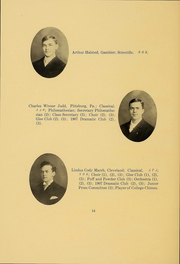 Page 43, 1906 Edition, Kenyon College - Reveille Yearbook (Gambier, OH) online yearbook collection