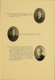Page 46, 1906 Edition, Kenyon College - Reveille Yearbook (Gambier, OH) online yearbook collection