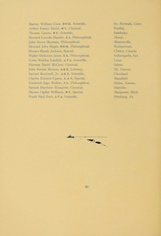 Page 49, 1906 Edition, Kenyon College - Reveille Yearbook (Gambier, OH) online yearbook collection
