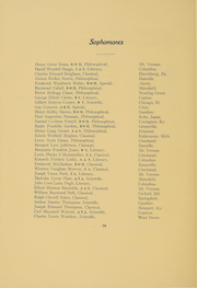 Page 55, 1906 Edition, Kenyon College - Reveille Yearbook (Gambier, OH) online yearbook collection