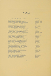 Page 61, 1906 Edition, Kenyon College - Reveille Yearbook (Gambier, OH) online yearbook collection