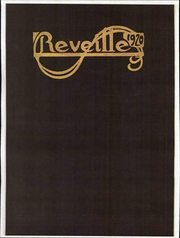 Kenyon College - Reveille Yearbook (Gambier, OH) online yearbook collection, 1920 Edition, Page 1