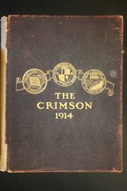 1914 Edition, Transylvania University - Crimson Yearbook (Lexington, KY)