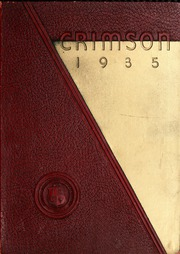 1935 Edition, Transylvania University - Crimson Yearbook (Lexington, KY)