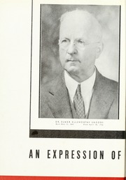 Page 8, 1936 Edition, Transylvania University - Crimson Yearbook (Lexington, KY) online yearbook collection