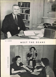 Page 13, 1939 Edition, Transylvania University - Crimson Yearbook (Lexington, KY) online yearbook collection