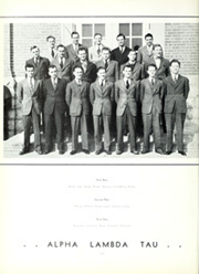 Page 12, 1941 Edition, Transylvania University - Crimson Yearbook (Lexington, KY) online yearbook collection