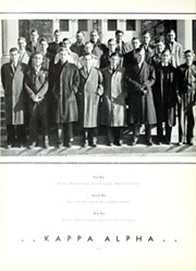 Page 14, 1941 Edition, Transylvania University - Crimson Yearbook (Lexington, KY) online yearbook collection