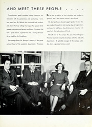 Page 9, 1941 Edition, Transylvania University - Crimson Yearbook (Lexington, KY) online yearbook collection