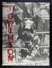 1951 Edition, Transylvania University - Crimson Yearbook (Lexington, KY)