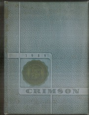 1959 Edition, Transylvania University - Crimson Yearbook (Lexington, KY)