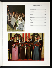 Page 7, 1968 Edition, Transylvania University - Crimson Yearbook (Lexington, KY) online yearbook collection