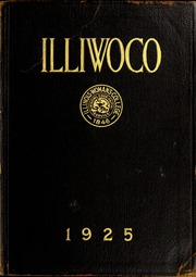 Page 1, 1925 Edition, MacMurray College - Illiwoco Yearbook (Jacksonville, IL) online yearbook collection