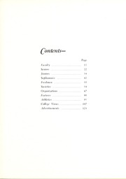 Page 11, 1935 Edition, MacMurray College - Illiwoco Yearbook (Jacksonville, IL) online yearbook collection