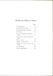 Page 12, 1935 Edition, MacMurray College - Illiwoco Yearbook (Jacksonville, IL) online yearbook collection