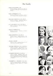 Page 17, 1935 Edition, MacMurray College - Illiwoco Yearbook (Jacksonville, IL) online yearbook collection
